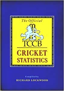 The Official Test and County Cricket Board Cricket Statistics 1991