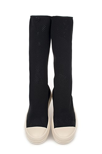 DARK SHADOWS FEMME DS17S5808STAP91 NOIR POLYAMIDE BOTTINES