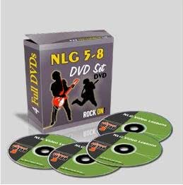 next level guitar beginning guitar dvd set 5 8 movies tv. Black Bedroom Furniture Sets. Home Design Ideas