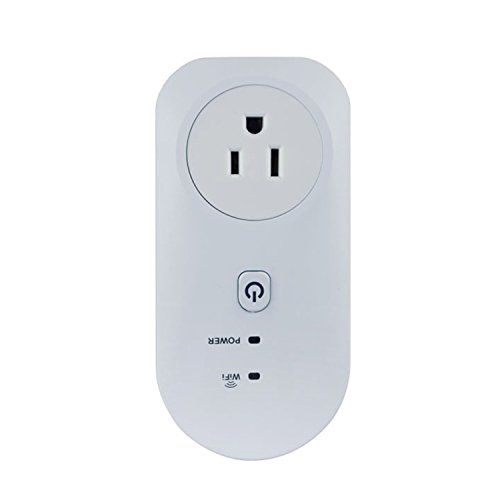 Smart WiFi Socket Enabled Light Smart Plug Remote Control Wireless Dimmer Electrical Power Outlet Switch Smart Home