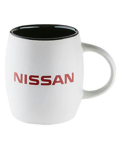 Nissan Mug - Nissan White Ceramic Coffee Mug