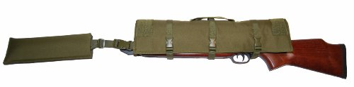 Northstar Tactical Scope Guard with Muzzle Cover (Olive Drab)