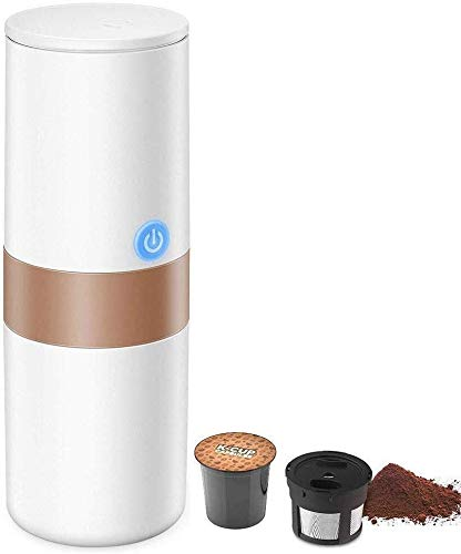 YUMILI The Portable Espresso Machines, Coffee Machines 2 In 1, Automatic Coffee Machine Portable