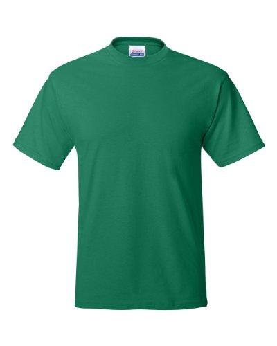 Green Adult T-shirt Tee - 3
