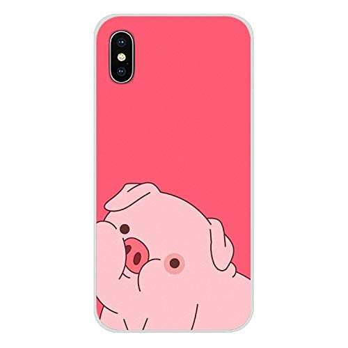 Cell Phone Shell Cover for iPhone Cartoon Anime Gravity Falls Pig,Images 8,for iPod Touch 6 (Pig Ipod Touch 5 Case)