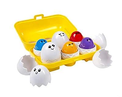 Kidoozie Peek 'n Peep Eggs