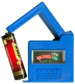 Pocket Battery Tester - Sinometer BT558 Self-powered Battery Tester