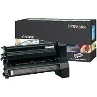LEXMARK Laser Tnr C750 Black Prebate 6K Yield 10B041K