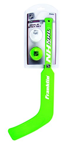 Franklin Mini Goalie Stick And Ball Set (Colors may vary) - Pro Goalie Stick