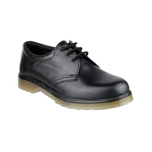 (Amblers Aldershot Leather Gibson/Mens Shoes (14 US) (Black) )