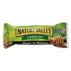 (6 Pack Value Bundle) AVTSN3353 Nature Valley Granola Bars, Oats'n Honey Cereal, 1.5oz Bar ()