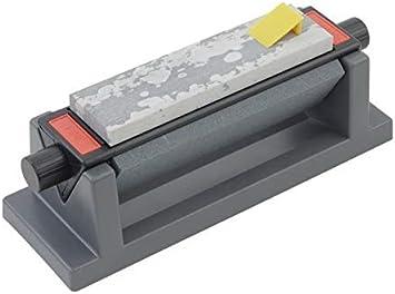 Made In USA LANSKY Tri-Stone Diamond Bench Top Triple Sharpening Stone