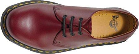 Dr. Martens 1461PW Mixte - Rouge - Rosso (Cherry Red), 49 EU EU