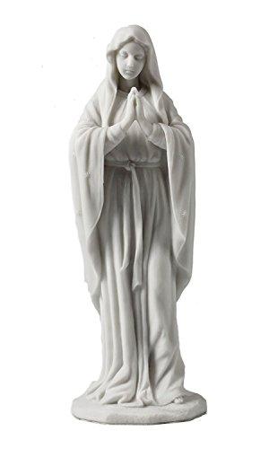 Blessed Virgin Mary Statue Sculpture Figurine (Virgin Mary Figurine)