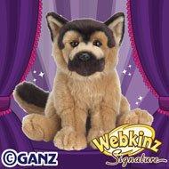 Shepherd German Webkinz (Webkinz Signature German Shepherd)