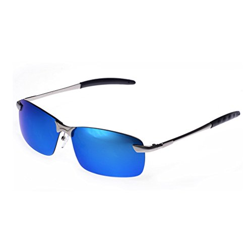 G&T Polarized Men Personality Handsome Uv Protection Outdoors Sport Driving - Sunglasses Be Can Prescribed