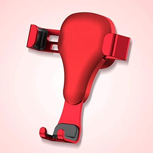 車の電話ホルダー、車のブラケット、車のアウトレット、多機能ユニバーサルナビゲーション 重力サポート、便利で実用的 (色 : D)