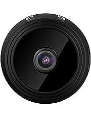 YANWA 1080P HD WiFi Mini Verborgen Camera,Draadloze Spy Camera Home Security Surveillance Camera nanny cam met Audio en Video, App Remote Monitoring