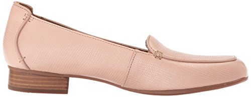 CLARKS Womens Keesha Luca Slip-on Loafer Dusty Pink Leather qXbOSu