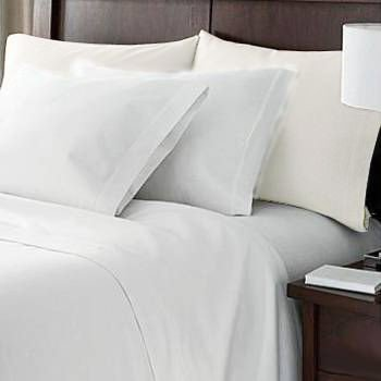 Hotel Luxury Bed Sheets Set- 1800 Series Platinum Collection-Deep Pocket, Wrinkle & Fade Resistant(Full,White)