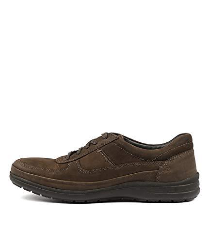 Hush Puppies Porto-HP Brown Mens Sneakers Mens Sport Shoes