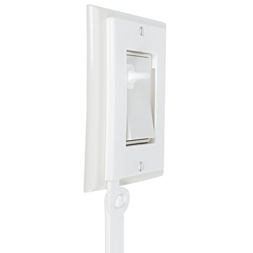 Toddler Light Switch Extender 2-Pack, for Decora / Rocker Switch