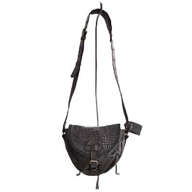 1fb0132ebcae Amazon.co.jp: (クリスチャン・ポー) CHRISTIAN PEAU クロコダイルレザーショルダーポーチ  bg-shoulder-pouch-00 GraphiteGrey: 服&ファッション小物