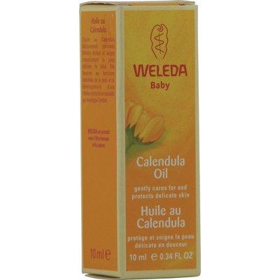 Weleda Baby Calendula Oil - 0.34 fl oz 4001638088237