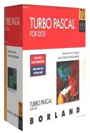 Turbo Pascal 7.0 Dos