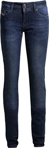 Doe Blu Jeans Scuro 2017 32 L32 Da Waist John High Donna Betty Adqw1Az8