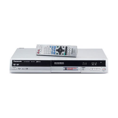 Panasonic DMR-ES20S DVD Recorder Silver by Panasonic