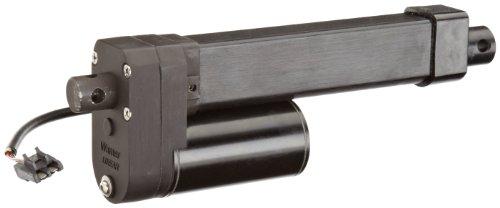 Warner Linear M1 D012 0100 A04 Ln 4 Stroke Length Light Duty Actuator