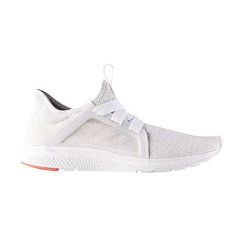 new product 2b381 19ce7 Galleon - Adidas Performance Womens Edge Lux W Running Shoe, White-Crystal  White-Shock Red, 7.5 M US