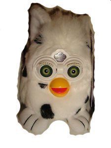 """Furby Buddies (Non Talking): My English Name is """"Like Big""""! Released 1999 for cheap"""