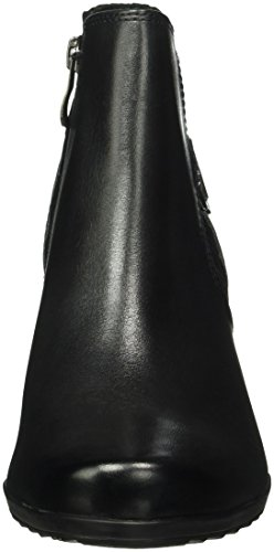 Caprice 25335, Botines para Mujer Gris (DK GREY COMB 233)