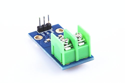 KNACRO ±20A AC And DC Current Sensor Module ACS712