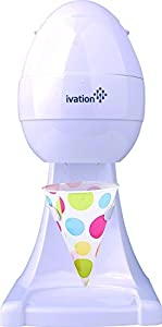 Ivation IS80 Electric Ice Shaver – Works well but risks for children.