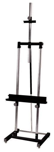 Martin Universal Design 92-20414 Avanti II Steel Double Post Classroom Easel, Chrome - $163.88