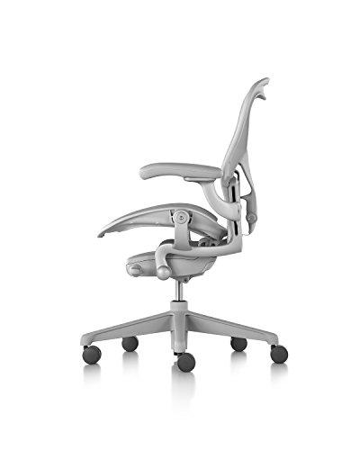 Herman Miller Aeron Chair Size B Mineral