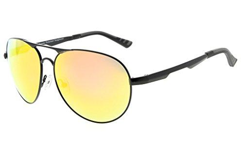 Eyekepper Cat Eye style lunettes de soleil, rouge