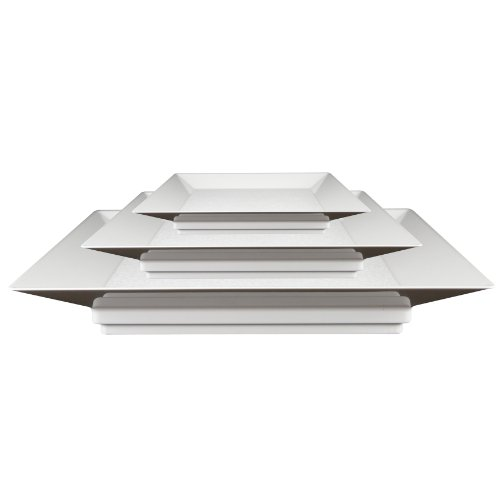 Fit & Fresh Chilled Serving Plate Set of 3