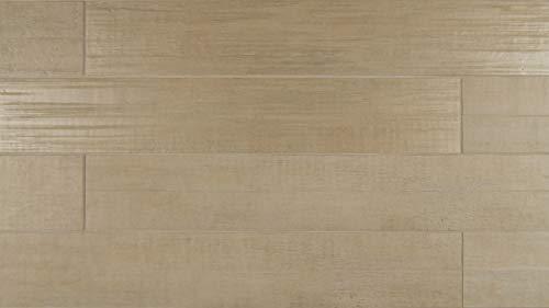 3-7/8 x 39-3/16 Vancouver 4 x 40 Tile in Blanc, 1 SqFt