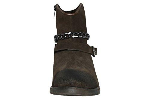 Replay - botas clásicas Mujer marrón oscuro