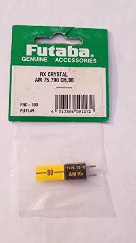 Futaba RX Crystal AM 75.790 Ch. 80 FRC-180