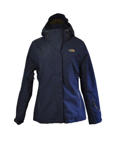 The North Face Women Exploration Triclimate Cosmic Blue, color  - azul, tamaño extra-large - azul