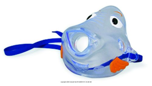 Bubbles the Fish Mask - UOM = Each 1