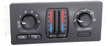 ACDelco 15-72957 GM Original Equipment Heating and Air Conditioning Control ()