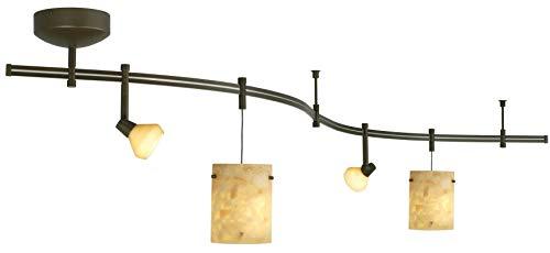 Tiella 4 Light Decorative Flexible Track ()