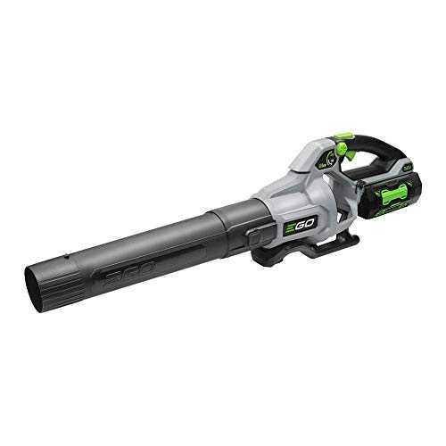 EGO 168 MPH 580 CFM Variable-Speed 56-Volt Lithium-ion Cordless Blower with 5.0Ah and 56V Charger Kit (Power+ Ego Blower)