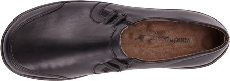 Walking Ace Black Loafers Frauen Cradles Burnis Leder 661qwvnc7